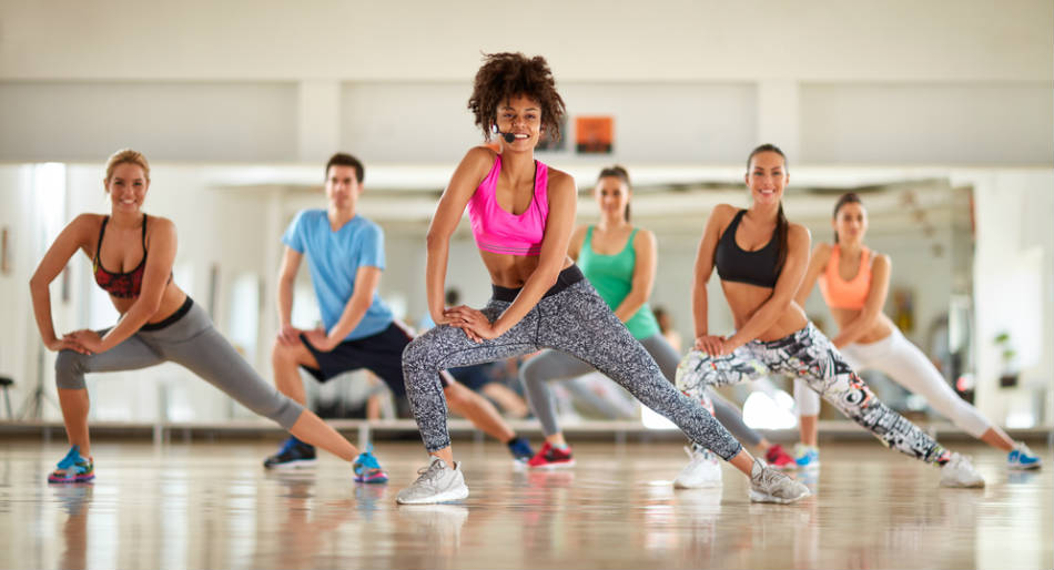 Aerobic is one of the most suitable types of training for endomorphs