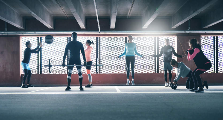 Know the types of workouts most suitable for each body